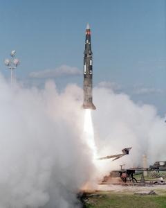 Pershing II Missile