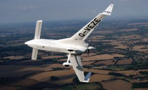 Rutan Vari-Ez Aircraft