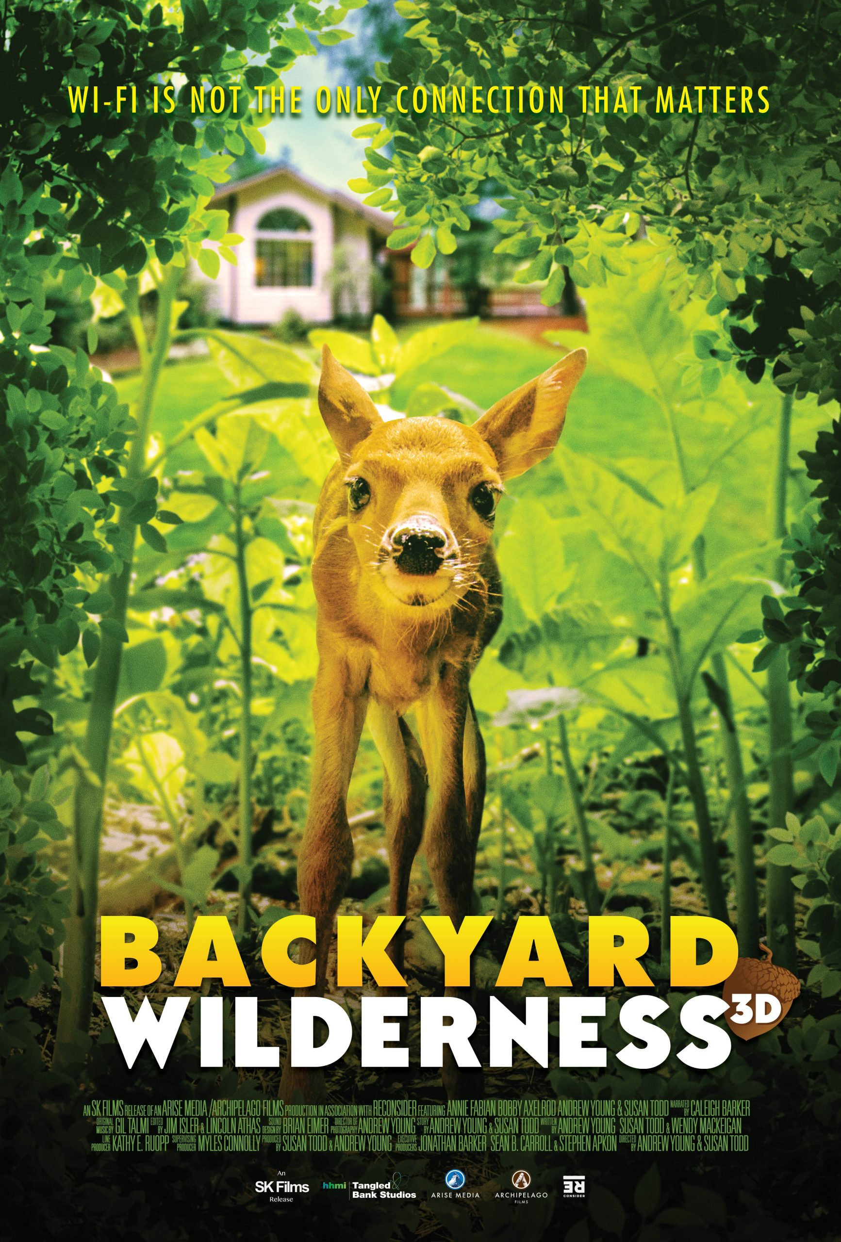 Backyard Wilderness movie poster