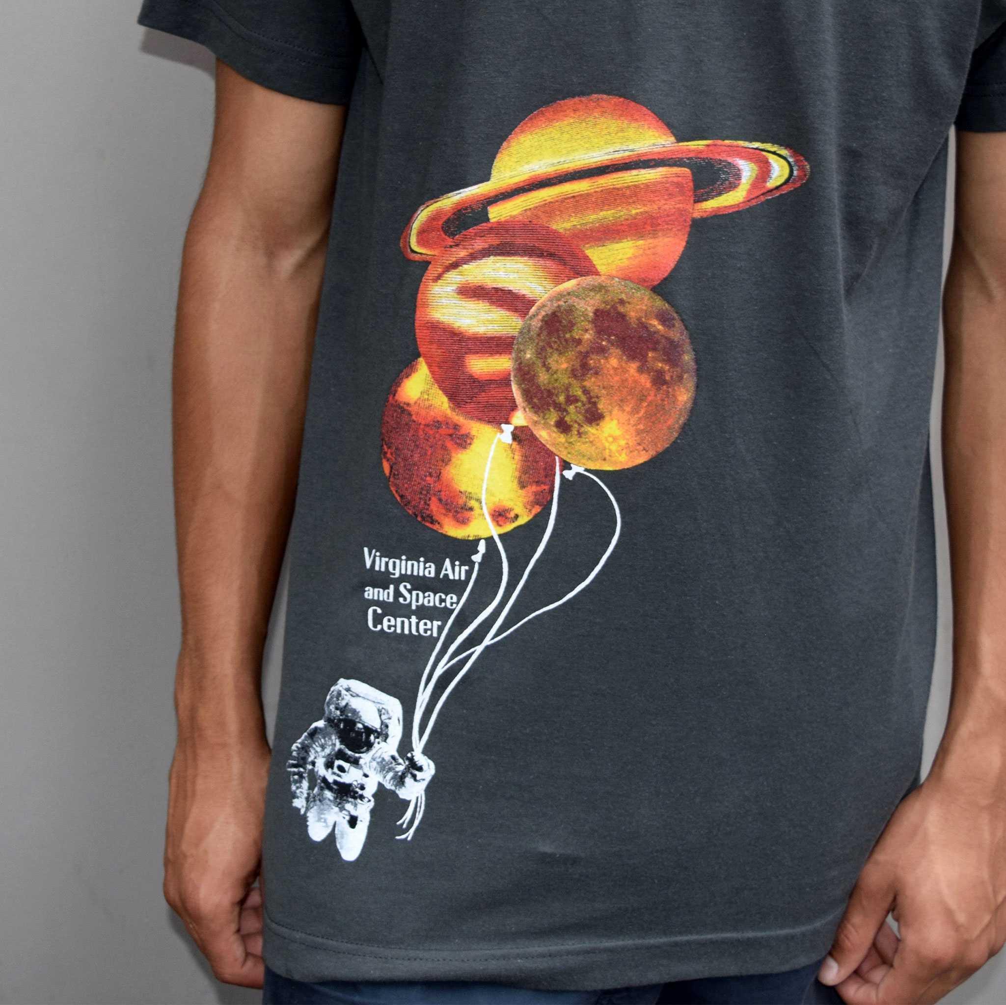Planet Balloons t-shirt