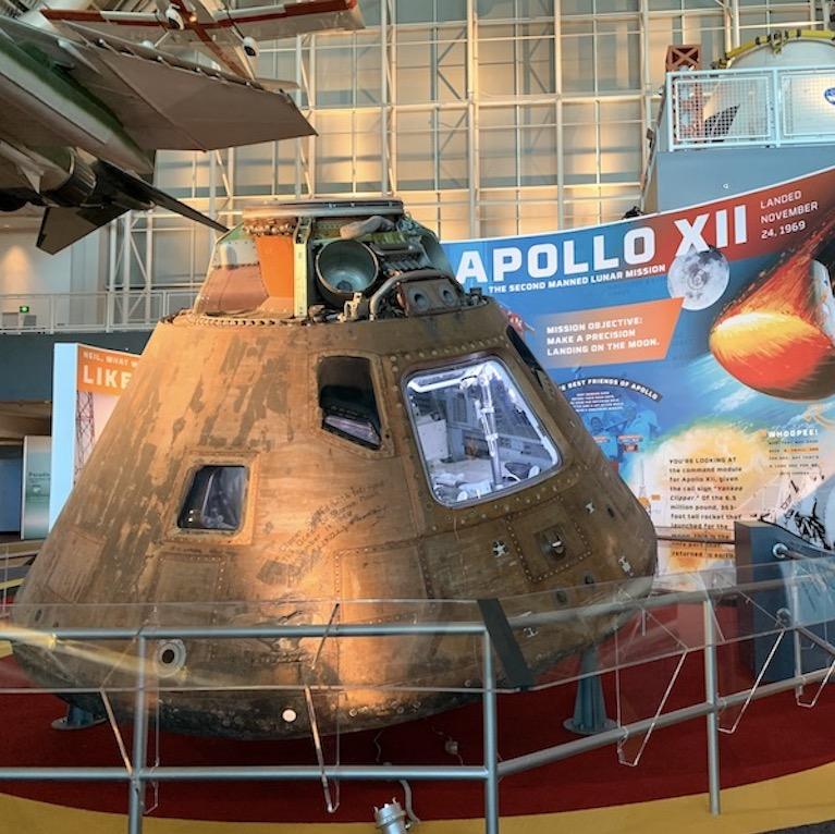 Apollo 12 Command Module