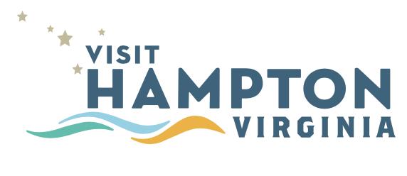 Visit Hampton Logo