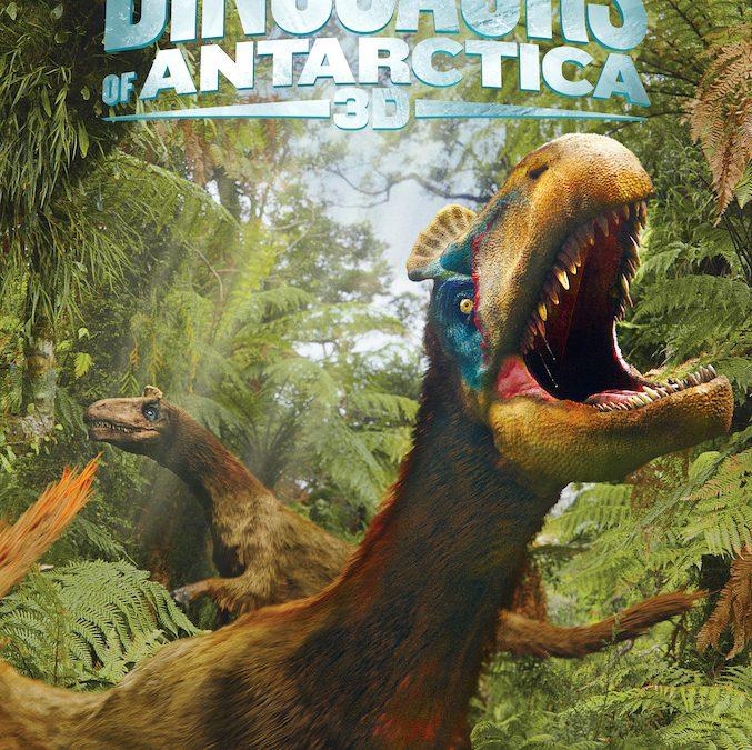 Dinosaurs of Antarctica 3D